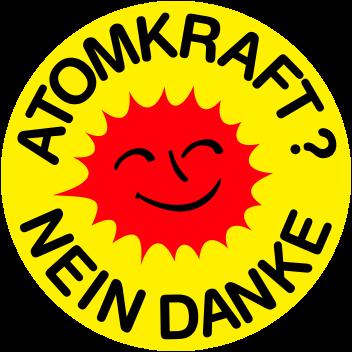 anti atomkraft sonne